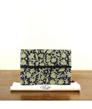 Dilians Handdruck Clutch Tasche Maria F0309
