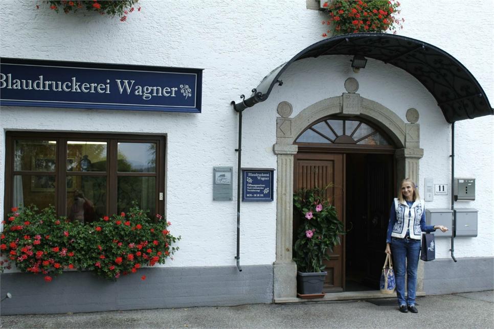 Blaudruckerei Wagner