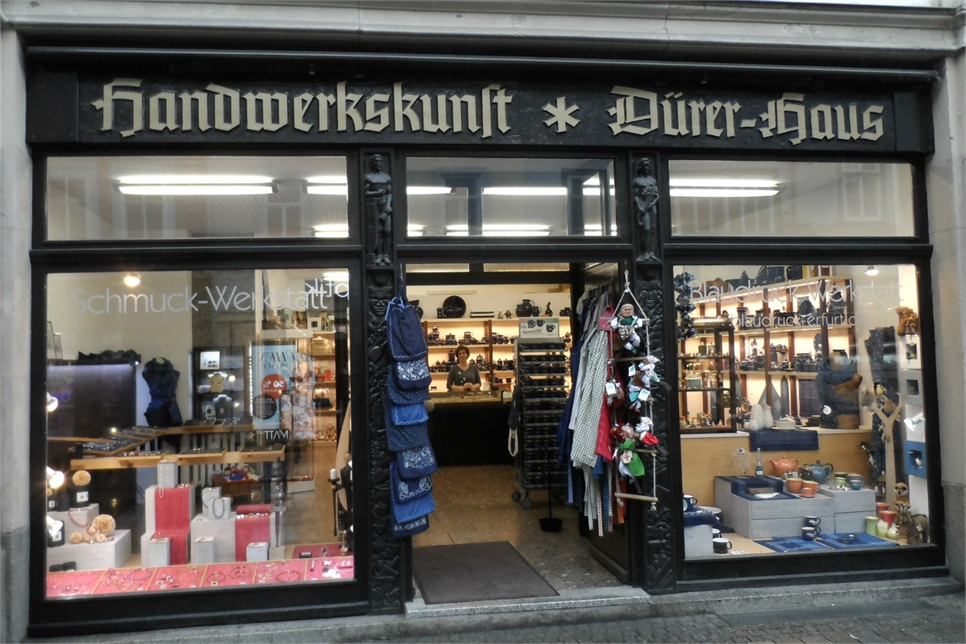 Handwerkskunst im Dürerhaus