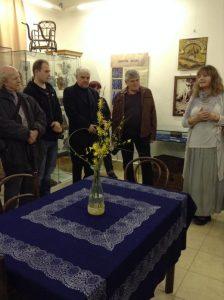 Blaudruck! Eine schöne Osterausstellung in Prag
