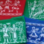 Es lebe die einheimische Textiltradition -