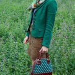 Dilians Handtasche wunderschön in Szene gesetzt