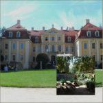 Leinentage auf Schloss Rammenau, Handwerk Markt im Kastanienhof Dresden