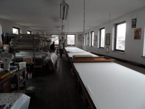 Fromholzer Werkstatt 1