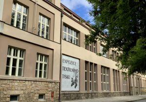 Museum textilniho tisku in Dvůr Králové nad Labem